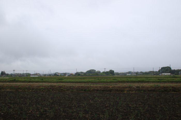 5月15日(月) AM 7:20 前橋市大前田町