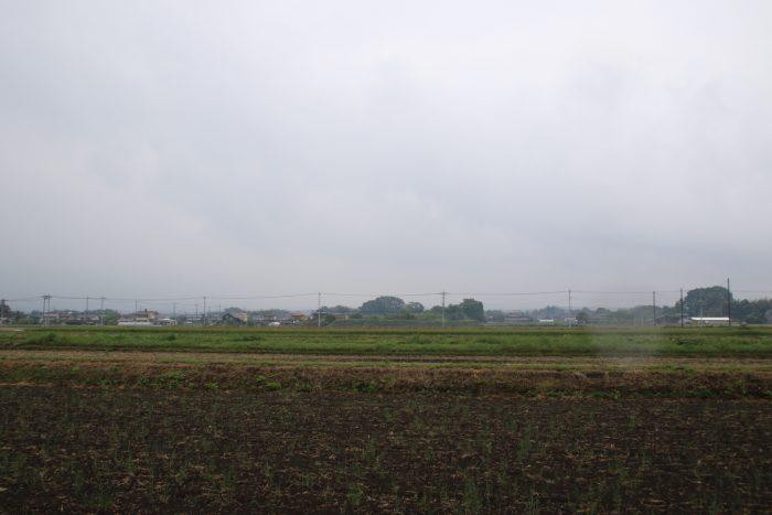 5月17日(水) AM 7:29 前橋市大前田町