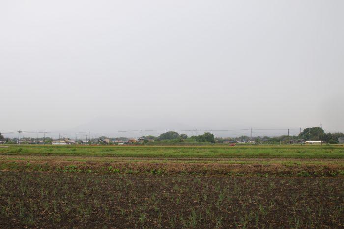 5月18日(木) AM 7:27 前橋市大前田町