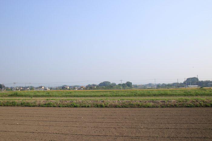 5月23日(火) AM 7:29 前橋市大前田町