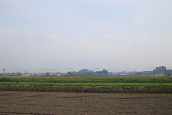 5月31日(水) AM 7:24 前橋市大前田町