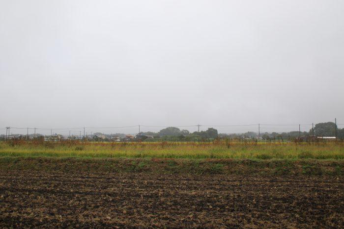10月17日(火) AM 7:25 前橋市大前田町
