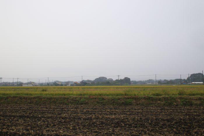 10月19日(木) AM 7:27 前橋市大前田町