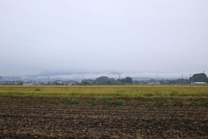 10月20日(金) AM 7:28 前橋市大前田町