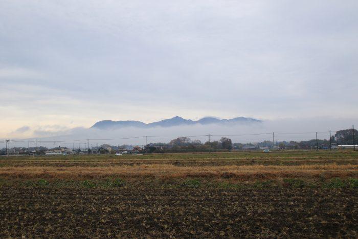 11月23日(木) AM 10:55 前橋市大前田町