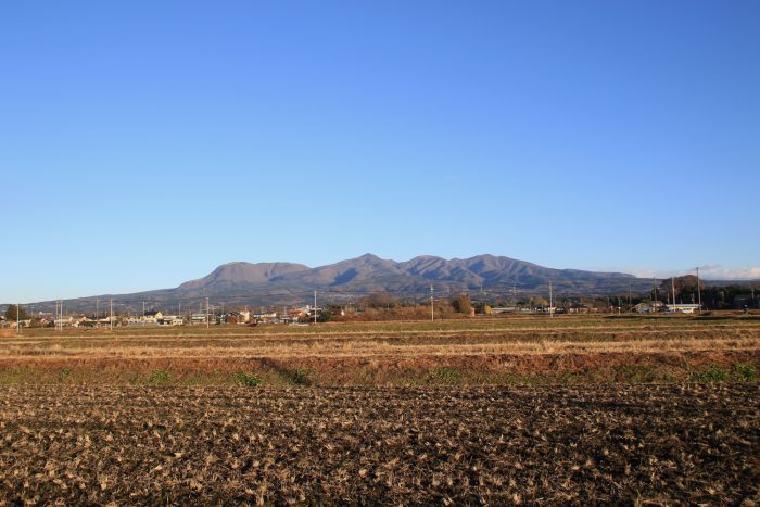 12月5日(火) AM 7:33 前橋市大前田町