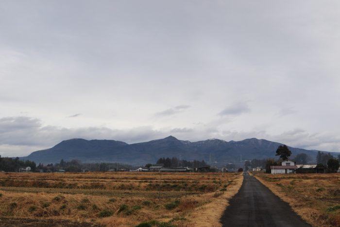 1月9日(火) AM 7:35 前橋市苗ケ島町