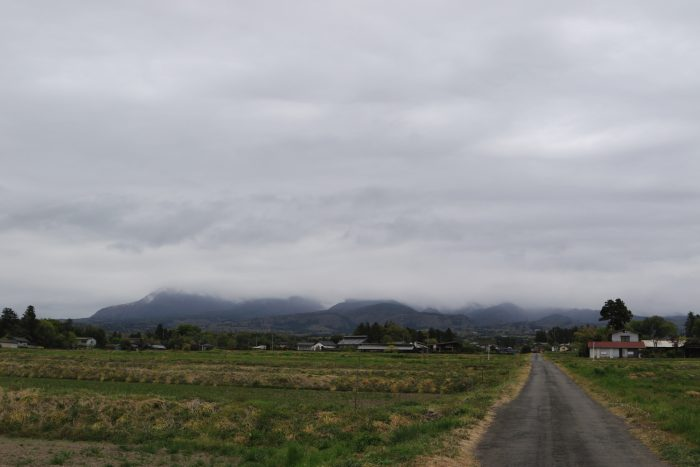 4月17日(火) AM 7:37 前橋市苗ケ島町