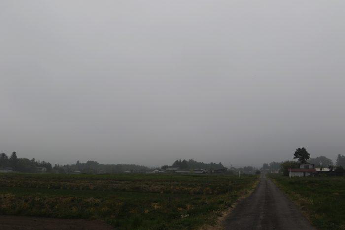 4月23日(月) AM 7:22 前橋市苗ケ島町
