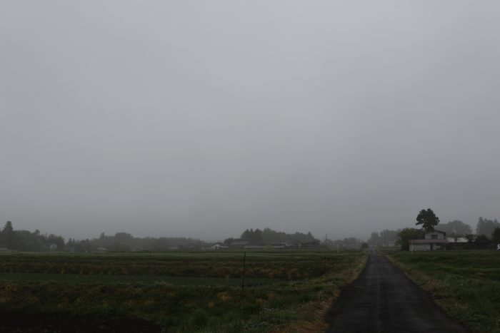 4月24日(火) AM 7:35 前橋市苗ケ島町