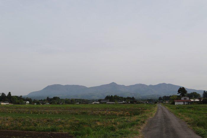 4月27日(金) AM 7:32 前橋市苗ケ島町