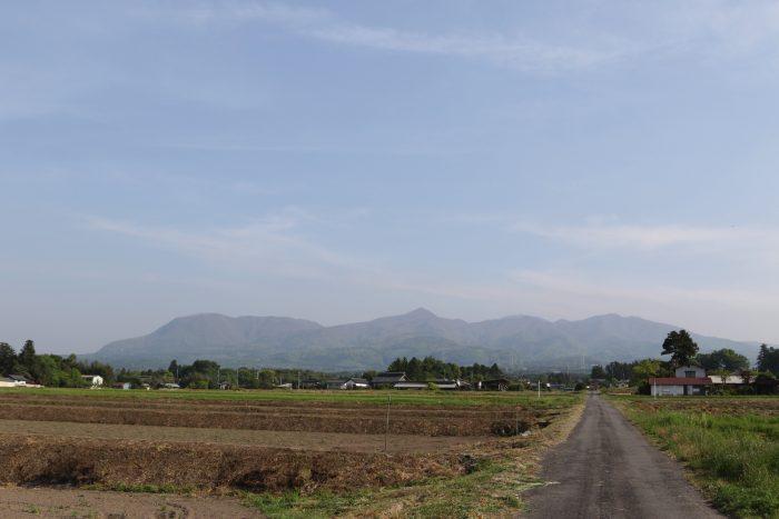 5月1日(火) AM 7:25 前橋市苗ケ島町