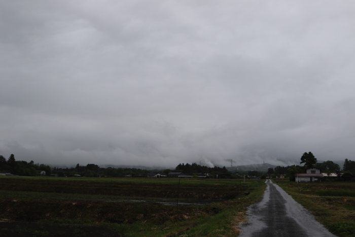 5月9日(水) AM 7:13 前橋市苗ケ島町