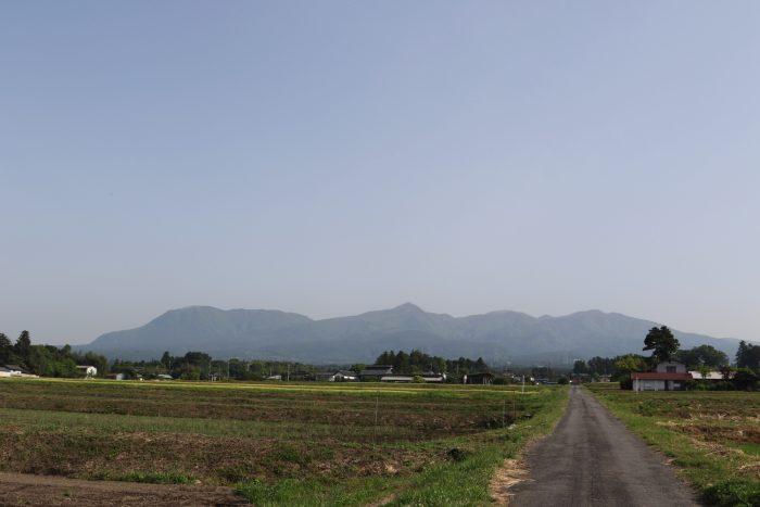 5月16日(水) AM 7:40 前橋市苗ケ島町