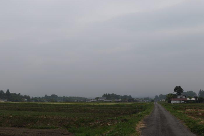 5月18日(金) AM 7:39 前橋市苗ケ島町