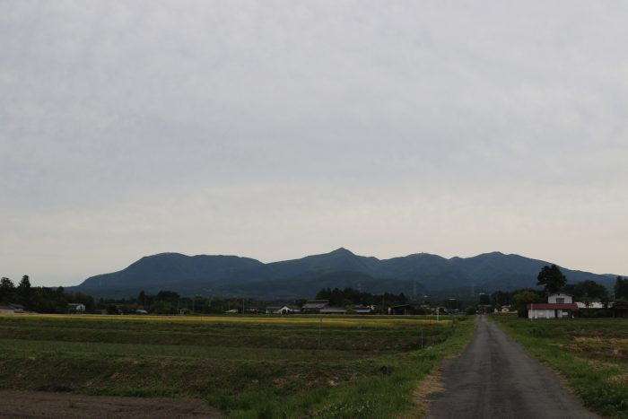 5月21日(月) AM 7:22 前橋市苗ケ島町