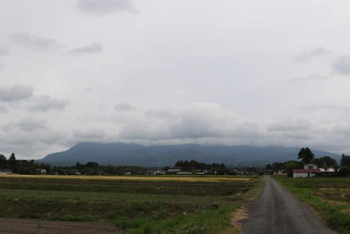 5月23日(水) AM 7:37 前橋市苗ケ島町