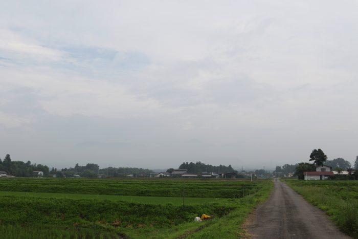 6月27日(水) AM 7:49 前橋市苗ケ島町