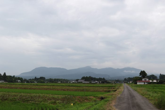 7月4日(水) AM 7:04 前橋市苗ケ島町