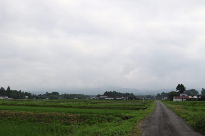 7月10日(火) AM 7:21 前橋市苗ケ島町