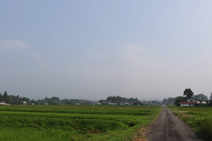 7月19日(木) AM 7:54 前橋市苗ケ島町