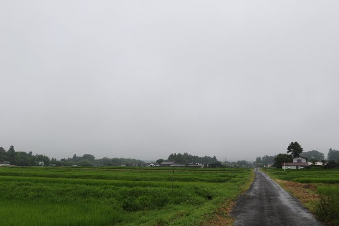 7月28日(土) AM 9:17 前橋市苗ケ島町