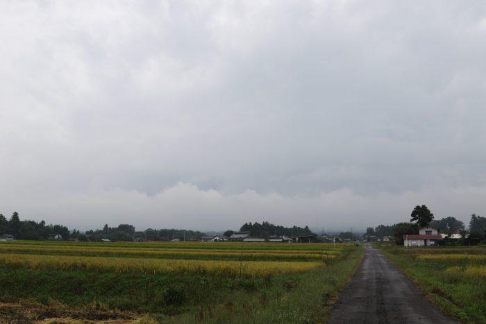 9月29日(土) AM 9:49 前橋市苗ケ島町
