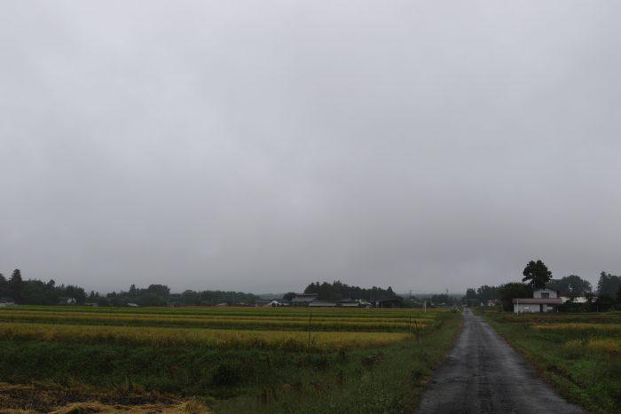 9月30日(日) AM 8:46 前橋市苗ケ島町
