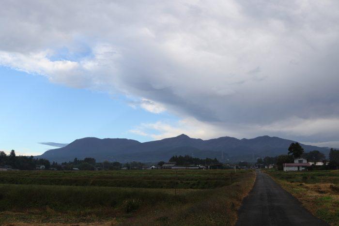 10月24日(水) AM 7:33 前橋市苗ケ島町