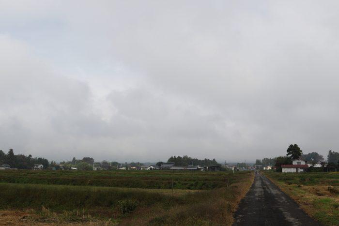 10月27日(土) AM 10:43 前橋市苗ケ島町