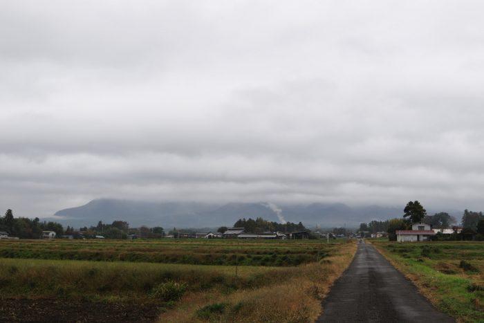 11月9日(金) AM 7:39 前橋市苗ケ島町