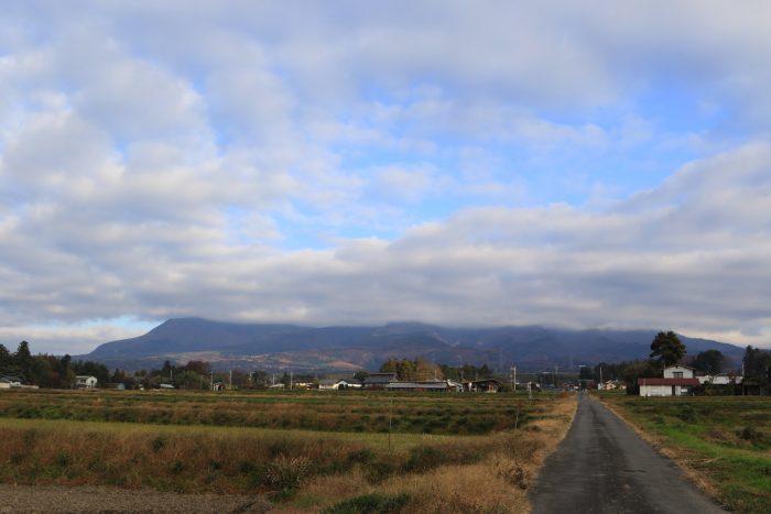 11月25日(日) AM 8:09 前橋市苗ケ島町