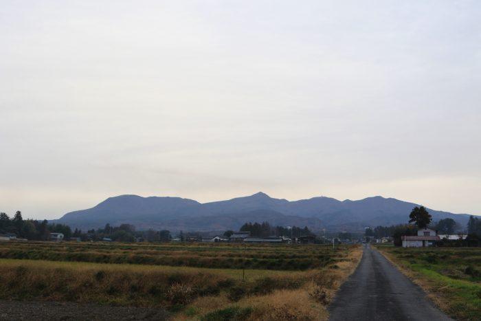 12月3日(月) AM 7:23 前橋市苗ケ島町