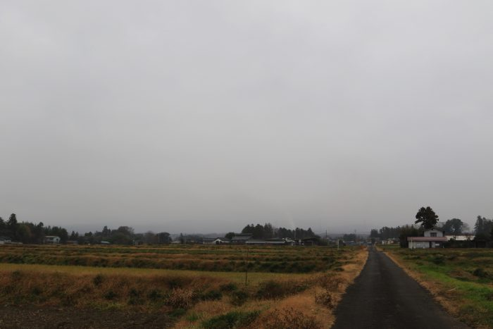 12月6日(木) AM 7:32 前橋市苗ケ島町