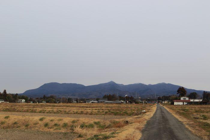 2月11日(月) AM 8:44 前橋市苗ケ島町