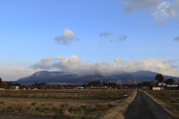 2月21日(木) AM 7:20 前橋市苗ケ島町