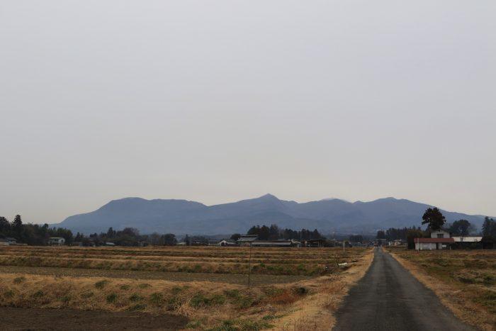 2月28日(木) AM 7:32 前橋市苗ケ島町
