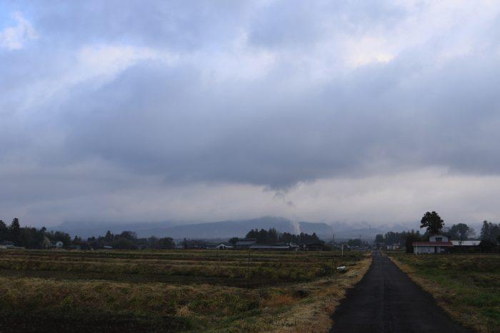 3月31日(日) AM 7:08 前橋市苗ケ島町