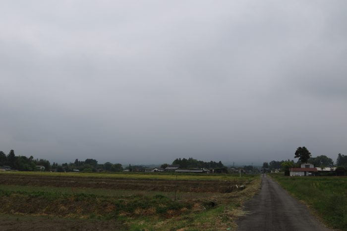 5月14日(火) AM 7:18 前橋市苗ケ島町