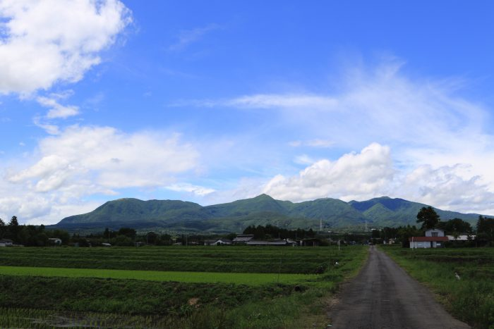 6月16日(日) PM 1:21 前橋市苗ケ島町