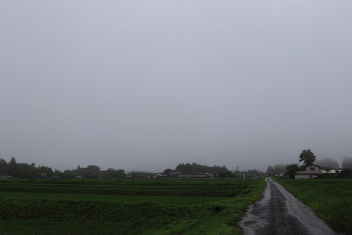 6月30日(日) AM 8:45 前橋市苗ケ島町