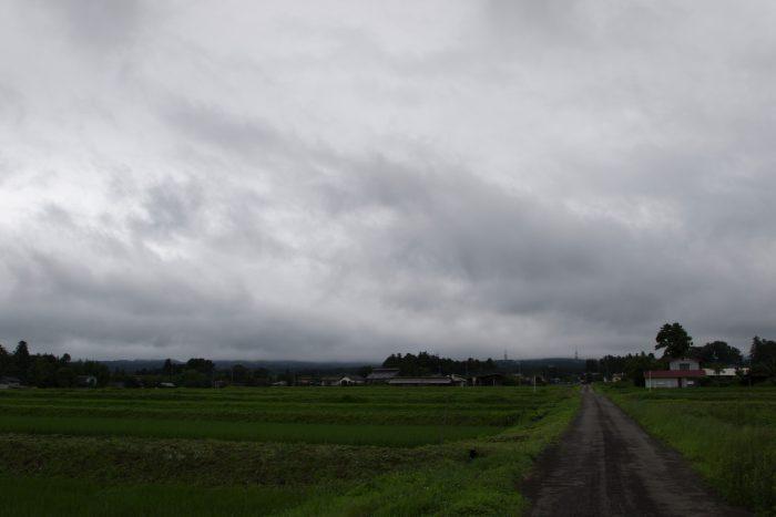 7月7日(日) AM 9:25 前橋市苗ケ島町