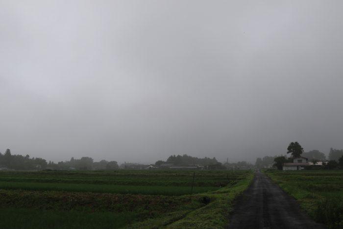 7月11日(木) AM 7:27 前橋市苗ケ島町