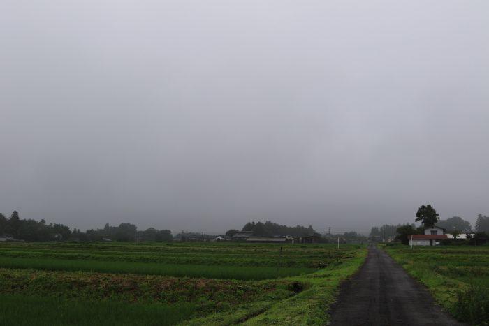 7月12日(金) AM 7:38 前橋市苗ケ島町