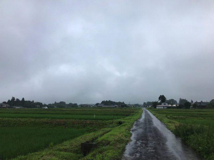 7月14日(日) AM 10:32 前橋市苗ケ島町