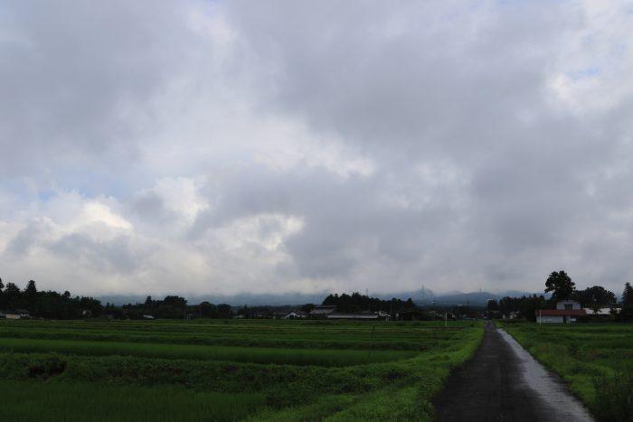 7月24日(水) AM 7:43 前橋市苗ケ島町