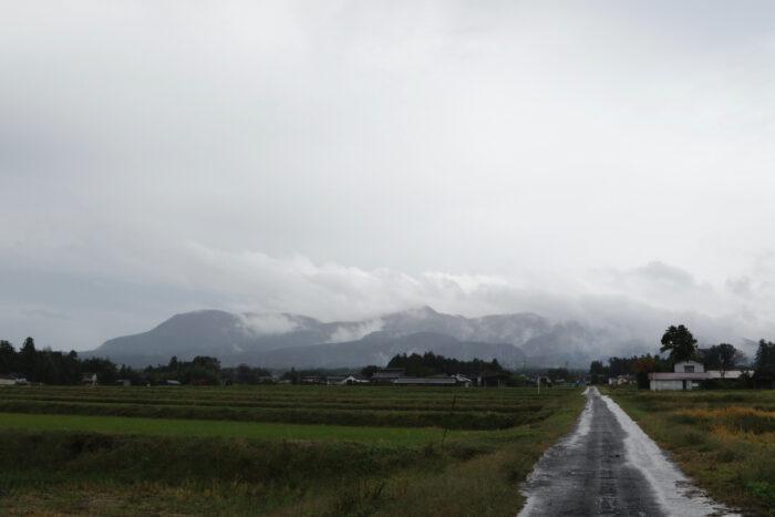 10月22日(火) AM 8:10 前橋市苗ケ島町