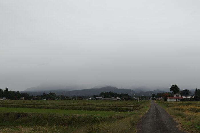 10月24日(木) AM 7:42 前橋市苗ケ島町