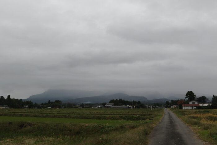 10月29日(火) AM 7:29 前橋市苗ケ島町