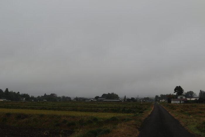 11月25日(月) AM 7:39 前橋市苗ケ島町